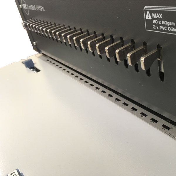 GBC C800 PRO (Punch & Bind)
