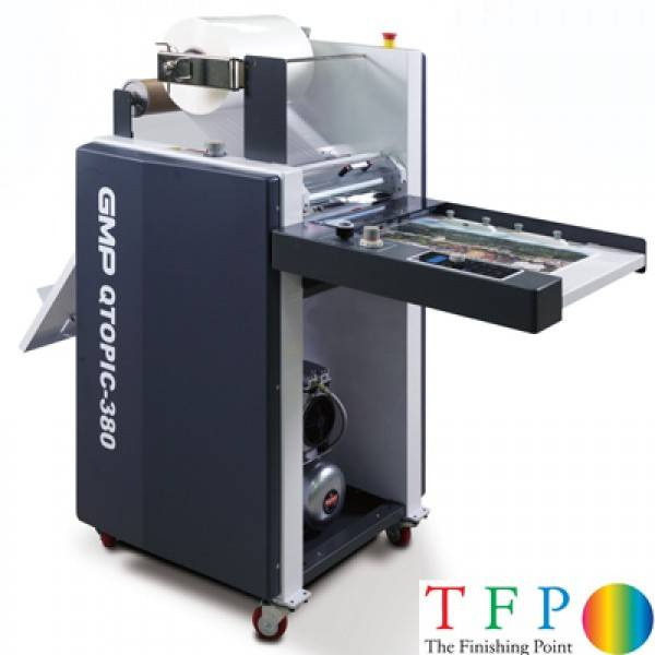 GMP Q-Topic 380 Digital Laminating Machines (Semi-Auto Pneumatic)