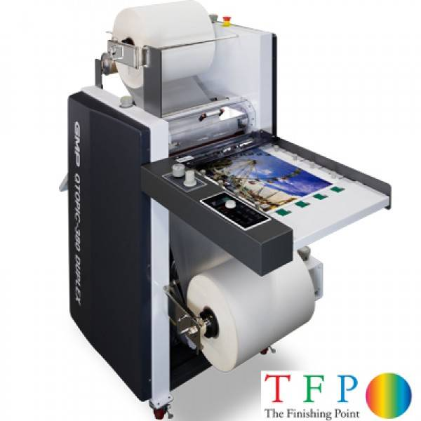 GMP Q-Topic 380 Duplex Digital Laminating Machines (Pneumatic)