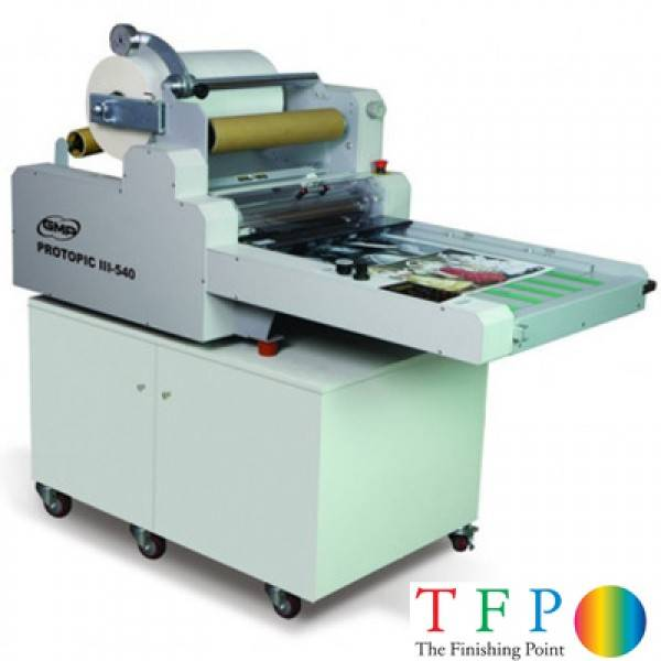 GMP Pro-Topic 540 Digital Laminating Machines (Pneumatic B2)