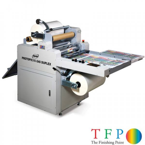 GMP Pro-Topic 540 Duplex Digital Laminating Machines (Pneumatic B2)