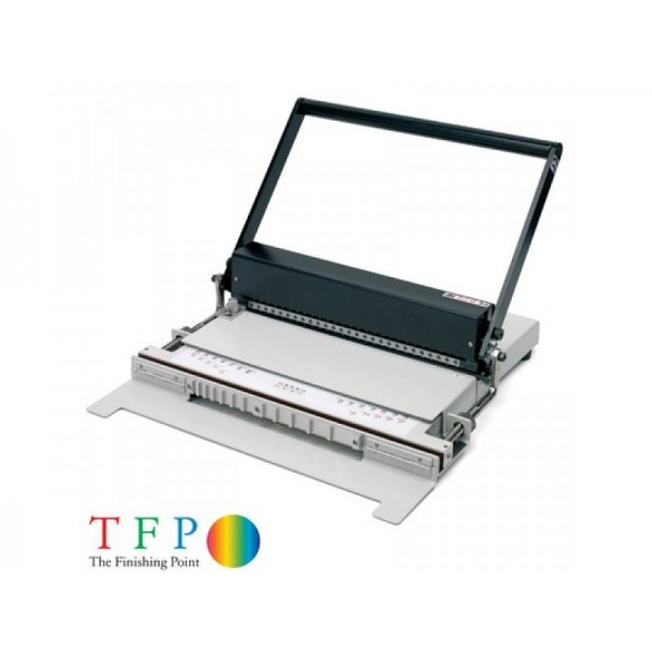 James Burn Trio 50 (3:1 & 2:1) Wire Binding Machine