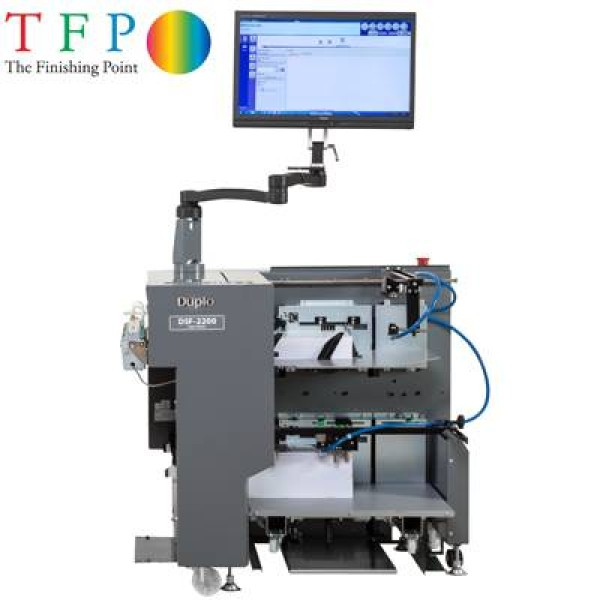 Duplo DSF-2200 Digital Feeder (150DBS & 350DBS)