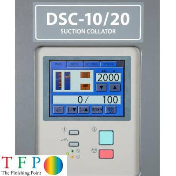 Duplo DSC 10/20 Mini Suction Collator