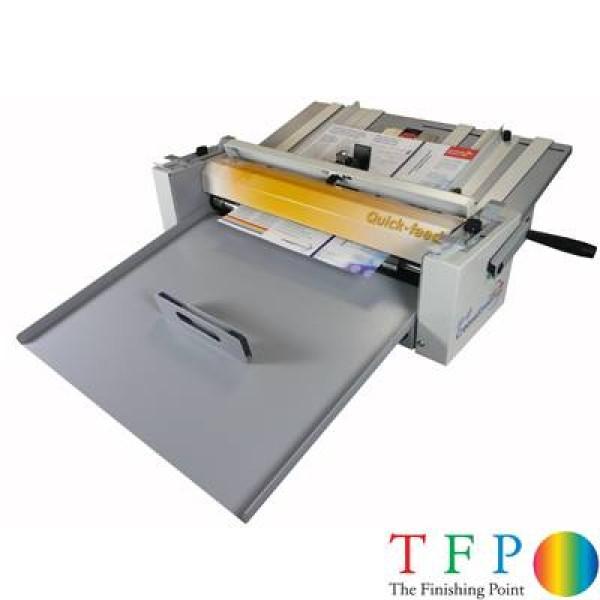 CreaseStream Mini QuickFeed Card Creasing Machine