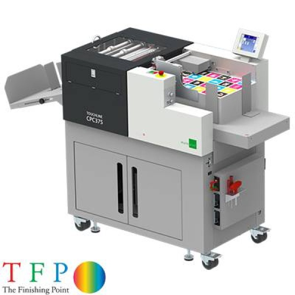 Eurofold Touchline CPC375 (Slit, Cut, Crease & Perforate)