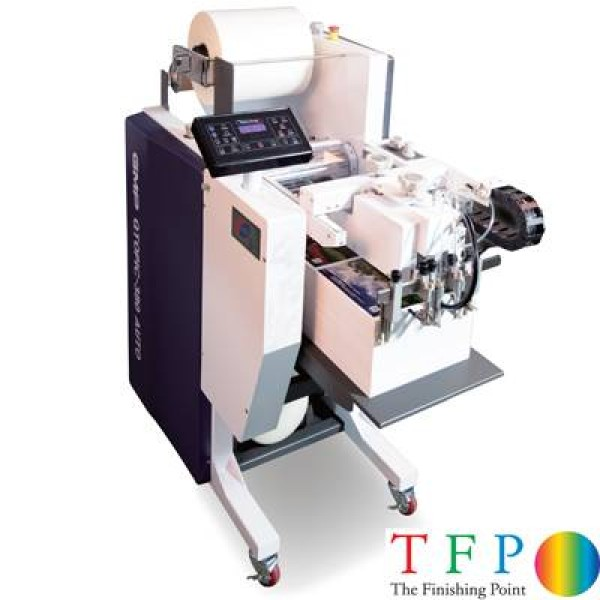 GMP Q-Topic 380 Auto Digital Laminator (Pneumatic)
