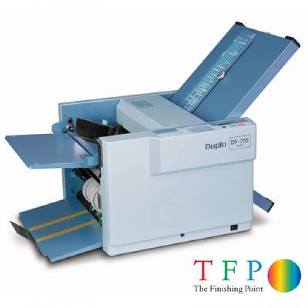 Duplo DF755 Paper Folding Machine