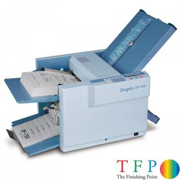 Duplo DF777 Paper Folding Machine (Auto Setup)