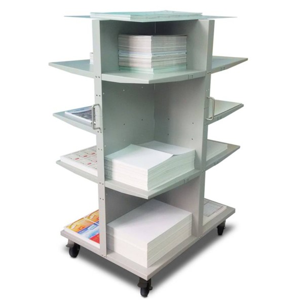 Industrial Model Paper Storage Unit