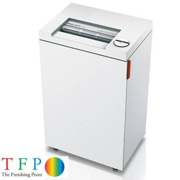 Ideal 2465 Security Level P2 Stripcut Shredder