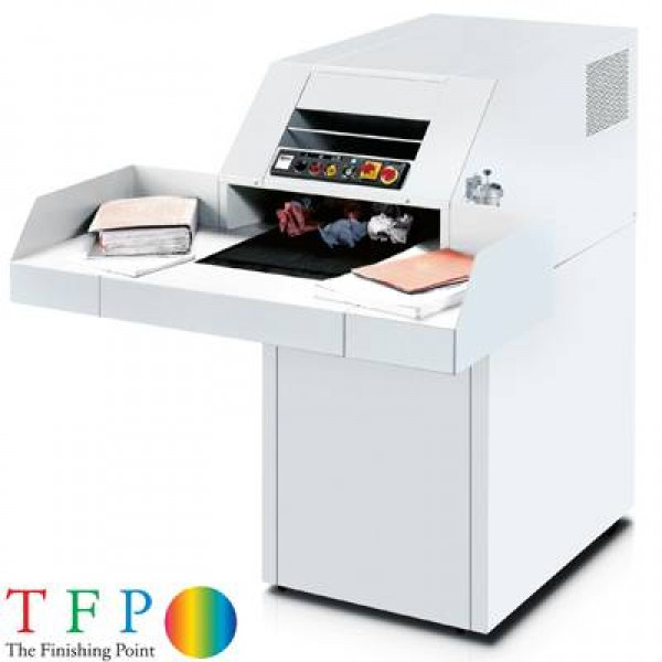 Ideal 4107 Security Level P2 Stripcut Shredder