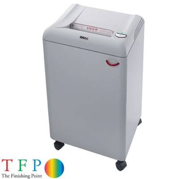 Ideal 2503 Security Level P2 Stripcut Shredder