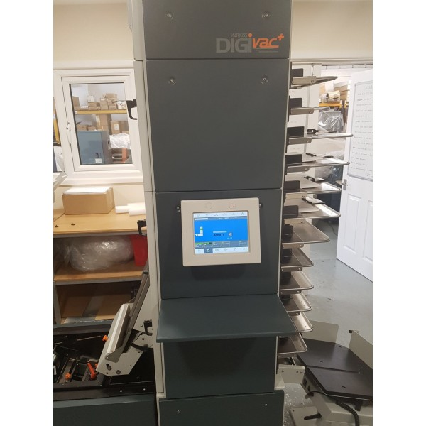 Watkiss DigiVac+ Booklet System (Full Refurbishment Completed)