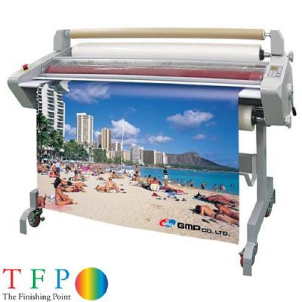 GMP Q1100 RS Laminator (Hot & Cold Applications)