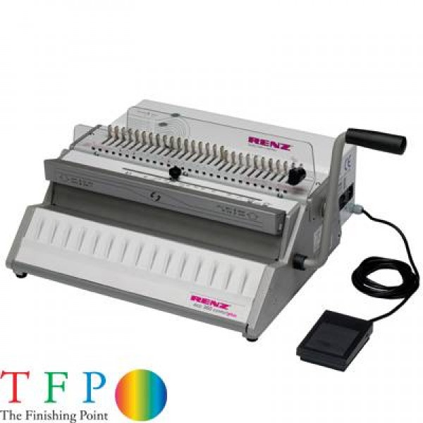 Renz ECO 360 Comfort PLUS (2:1) - For a Wire Binding Machine