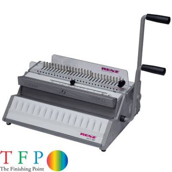 Renz ECO S 360 (2:1) Wire Binding Machine
