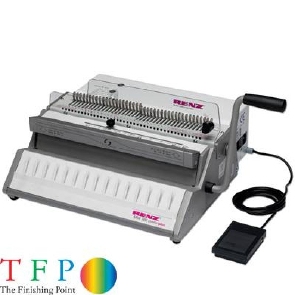 Renz SRW360 Comfort PLUS (3:1) - For a Wire Binding Machine