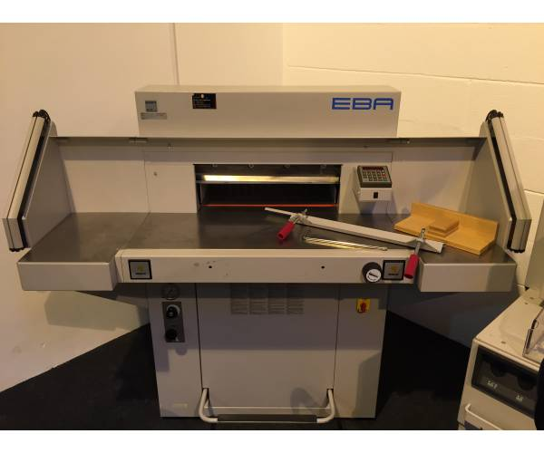 Used/Pre-Owned Guillotines