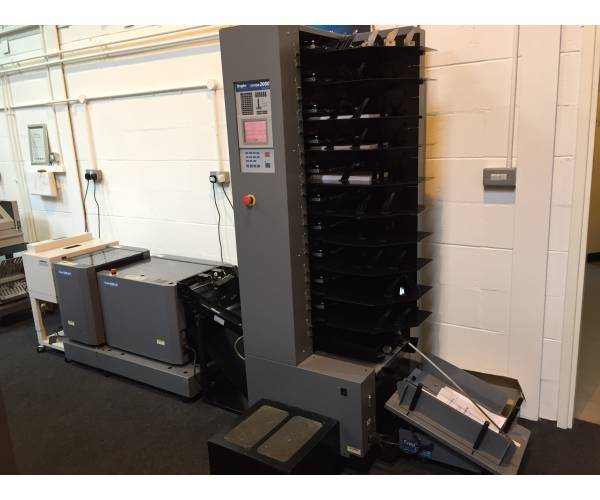Used/Pre-Owned Booklet Makers