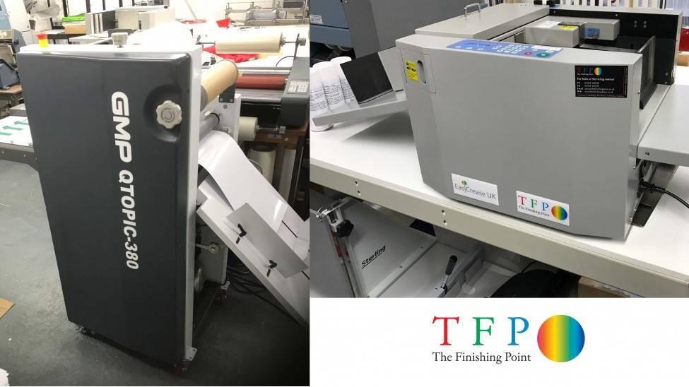 Leeds based printer upgrades card creasing machines laminating leeds based printer upgrades card creasing machines laminating machines reheart Images